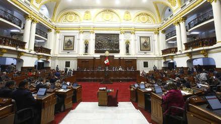 Congreso aprueba primera reforma política sobre inscripción y cancelación de partidos