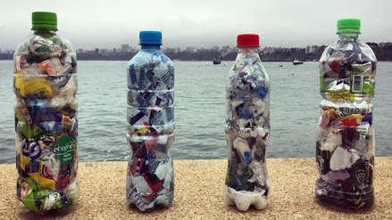 Ecoladrillos: una innovadora opción para reutilizar residuos plásticos y ponerle un freno a la contaminación