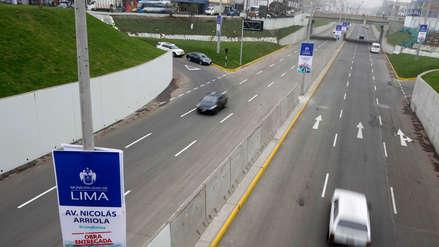 Municipalidad de Lima entrega tramo renovado de avenida Nicolás Arriola