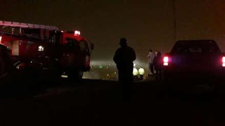 Un niño de siete años murió calcinado al incendiarse su casa durante la madrugada