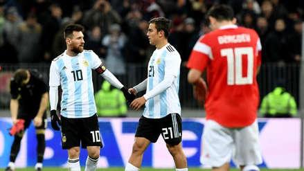 Figura de la Selección Argentina revela que Sampaoli ni lo saluda en el Mundial