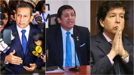 Subcomisión del Congreso tendrá 15 días para presentar denuncias sobre Humala y exmiembros del CNM
