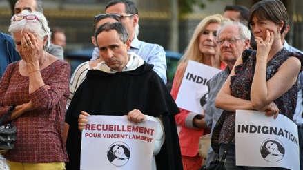 "Padres del tetrapléjico Vincent Lambert tildan de ""crimen de Estado"" la muerte de su hijo"