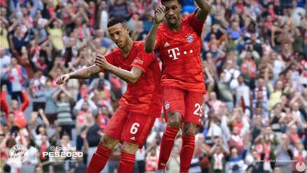 Konami firma acuerdo con el Bayern Munich y lanza nuevo tráiler de PES 2020