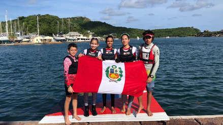 Perú quedó en el tercer puesto por equipos en el Mundial de Optimist