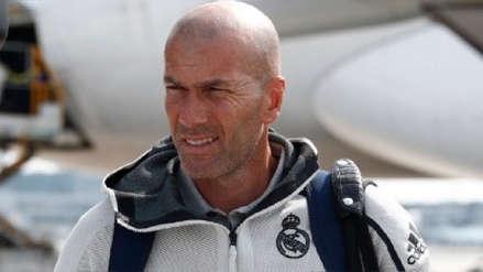 Real Madrid: Zinedine Zidane abandonó la pretemporada por motivos personales