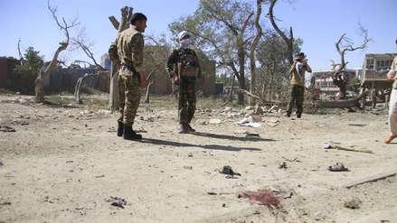 Al menos siete muertos y 20 heridos en un atentado suicida en una boda en Afganistán