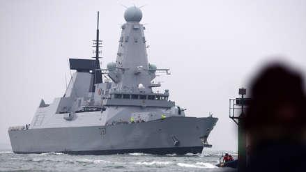 Reino Unido envía un segundo buque de guerra al Golfo entre tensiones con Irán