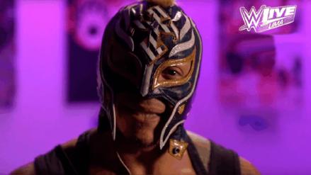 Rey Mysterio envió saludos a fanáticos peruanos previo a su lucha contra Randy Orton en Lima [VIDEO]