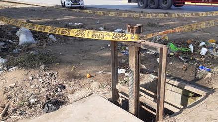 Trujillo   Agricultores encuentran el cuerpo de un bebé arrojado en un canal de regadío
