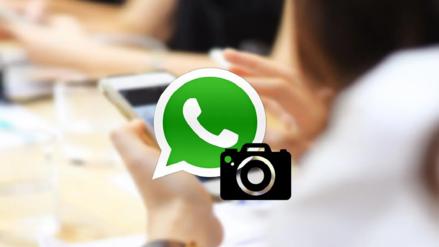 WhatsApp añadirá función para editar fotos de manera más rápida antes de enviarlas