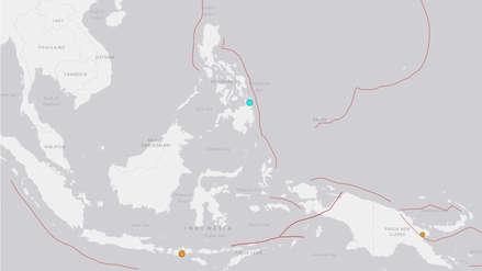 Al menos seis personas resultaron heridas tras sismo en el sur de Filipinas