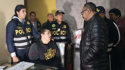 PNP: Sicario 'Goro' estaba preparando su huida al norte del país