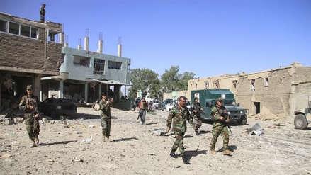 Al menos cinco muertos y 18 heridos en ataque talibán a un hotel en Afganistán