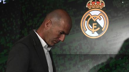 Hermano de Zinedine Zidane falleció y el plantel de Real Madrid guardó un minuto de silencio en las prácticas