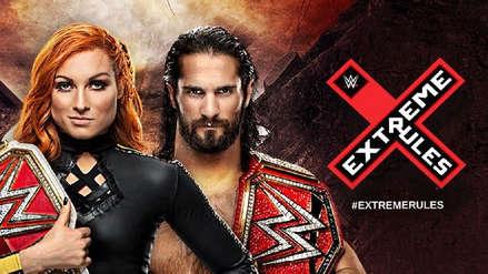 WWE Extreme Rules 2019: Fecha, hora, cartelera y canales de transmisión de la noche extrema de lucha libre