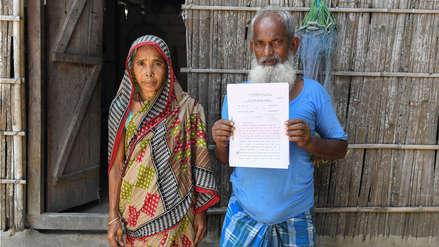 Nació en India hace 71 años, pero fue encarcelado cuando tribunal lo declaró inmigrante ilegal