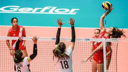 ¡Son líderes! Perú se impuso 3-0 a Egipto en el Mundial Sub 20 de Voleibol