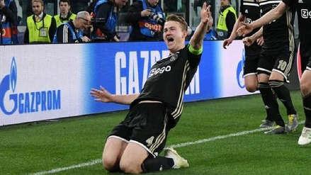 Matthijs de Ligt será el defensa mejor pagado de la Serie A tras su llegada a Juventus, según prensa italiana