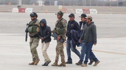 Sendero Luminoso | Terrorista 'Julio Chapo' llegó a Lima bajo fuertes medidas de seguridad
