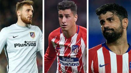 Sin Antoine Griezmann: el 11 de Atlético de Madrid para la próxima Liga Santander