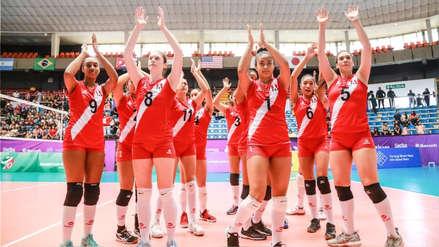Perú cayó 3-0 ante Polonia por la tercera fecha del Mundial Sub 20 de Voleibol