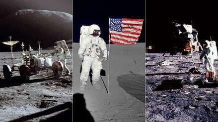 ¿Qué se siente estar en la Luna? Las respuestas de siete hombres que lograron hacerlo