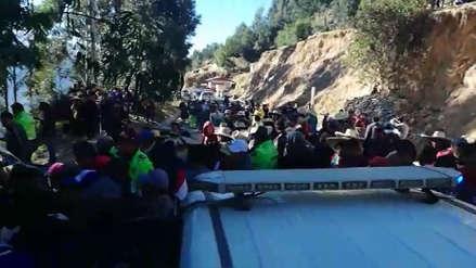 Piden nueve meses de prisión preventiva para chofer que causó la muerte de cuatro escolares en Huamachuco