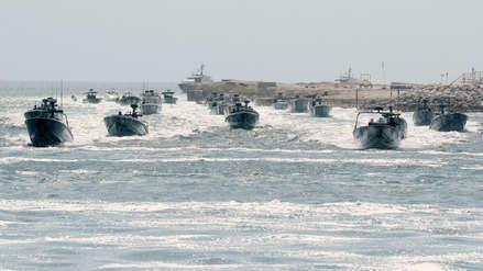 En medio de tensiones en el golfo Pérsico, Catar inaugura su mayor base de guardacostas