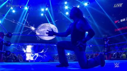 Undertaker y Roman Reigns derrotaron a Shane McMahon y Drew McIntyre en una lucha extrema