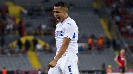 Yoshimar Yotún se consagró campeón de la Supercopa MX con Cruz Azul