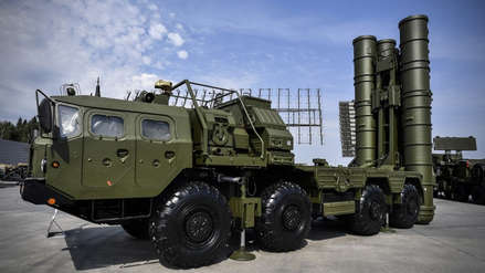 Llegan a Turquía los misiles rusos S-400, uno de los sistemas de defensa más poderosos del mundo