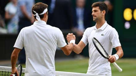 15 fotos de la gran victoria de Novak Djokovic en la final de Wimbledon