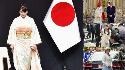20 fotos de la visita oficial de la princesa Mako por los 120 años de la migración japonesa en Perú
