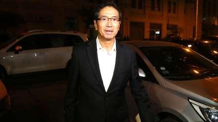 Poder Judicial declara improcedente el traslado de Jaime Yoshiyama al penal Ancón I