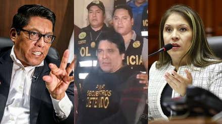Vicente Zeballos rechaza que el Gobierno busque desprestigiar a Yeni Vilcatoma