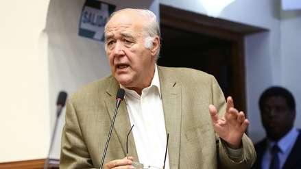 García Belaunde niega que Acción Popular haya recibido dinero de Odebrecht