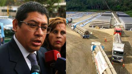 Caso Gasoducto | Fiscal Abia: Firmamos un convenio de cooperación, pero Odebrecht lo