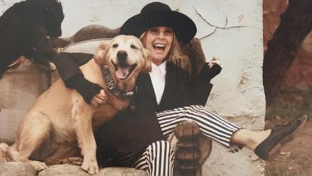 Diane Keaton reveló que no ha tenido una cita en 35 años