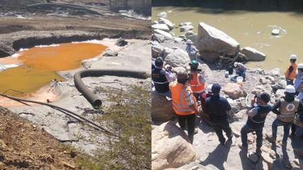 Huancavelica: Fiscalía abrió investigación a Doe Run por derrame de relave minero al río Mantaro