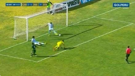¡El gol de año! Pirata FC derrotó a Real Garcilaso con este golazo de Mario Ramírez