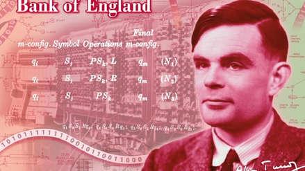 Alan Turing es el nuevo personaje que aparecerá en el billete de 50 libras esterlinas