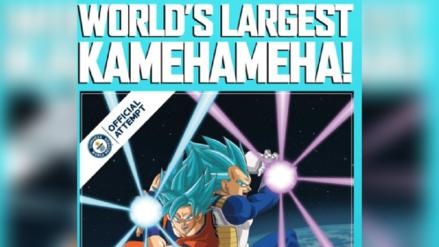 Dragon Ball Super intentará romper récord mundial en la Comic-Con