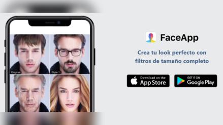 Qué es FaceApp: la aplicación que convierte tu rostro en un anciano