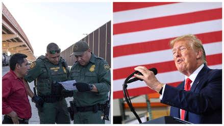 EE.UU. anuncia restricciones para otorgar asilo a migrantes que transiten por México