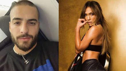"""Maluma debutaría en Hollywood junto a Jennifer Lopez en la cinta """"Marry Me"""""""