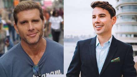 Christian Meier bromea con Bruno Pinasco al usar FaceApp