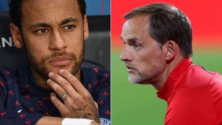 Técnico de PSG sobre Neymar: