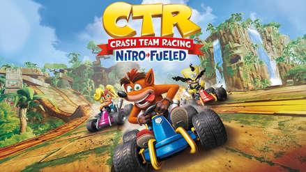Crash Team Racing Nitro-Fueled, el regreso de un clásico