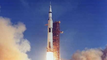 """Mira en """"VIVO"""" el lanzamiento del Apolo 11 y su camino a la Luna"""